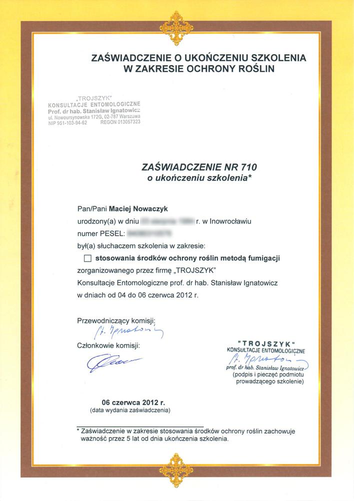 certyfikaty_zaswiadczenie_o_ukonczeniu_szkolenia_w_zakresie_ochrony_roslin_2